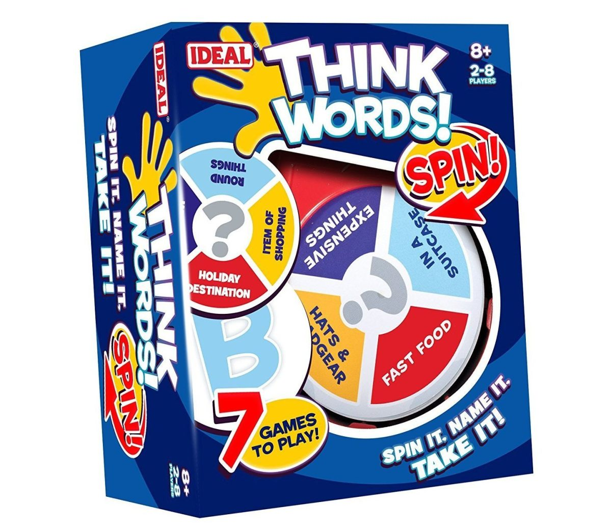 Think Words Spin review